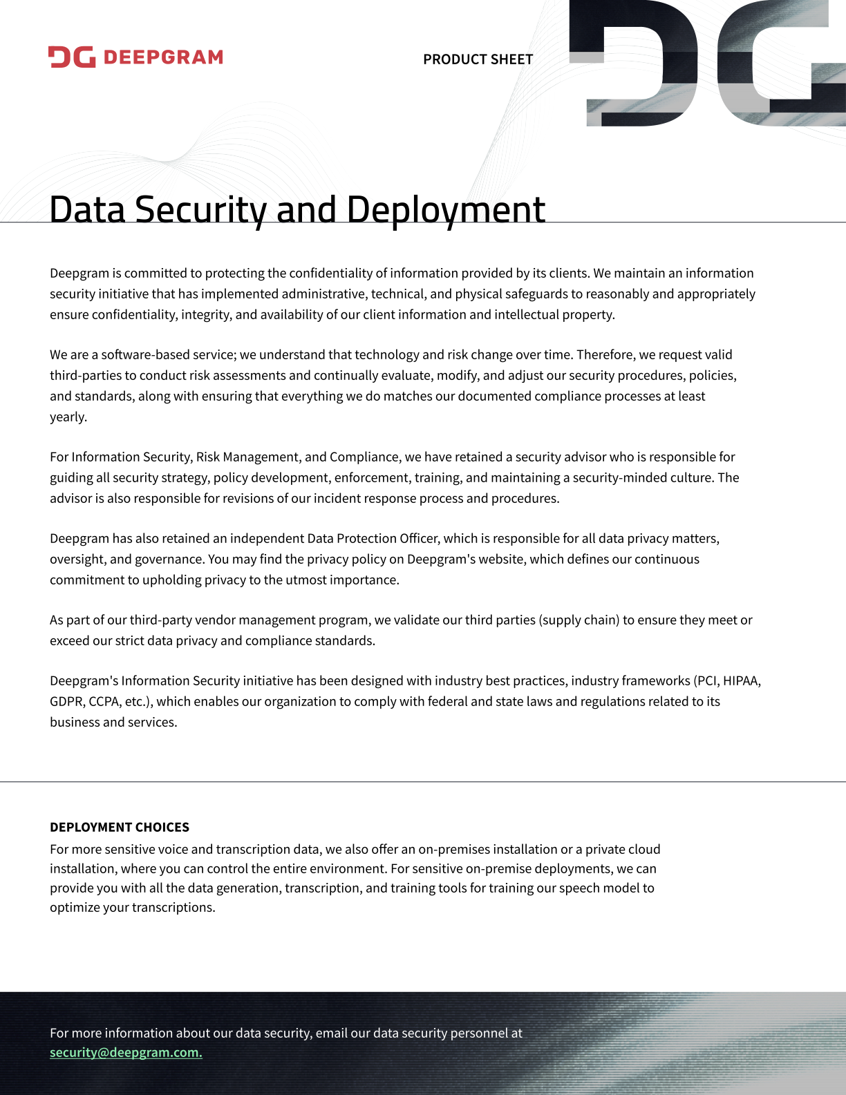 product-sheets-data-security-and-deployment-20210415